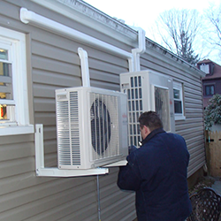 Ductless Ac Mini Split Repairs In Bayside Queens Ny